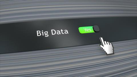 Application setting Big data Animation