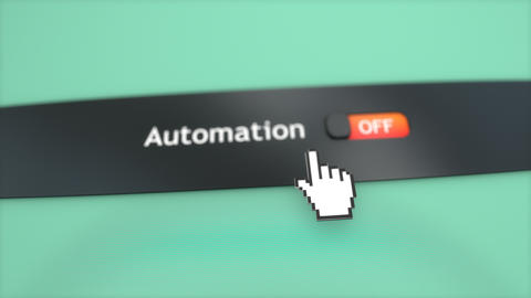 Application setting Automation Live Action