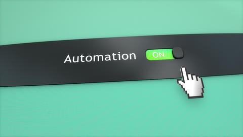 Application setting Automation, Stock Animation