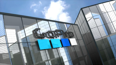 Editorial GoPro building Footage