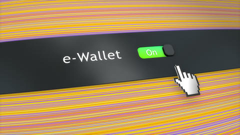 Application setting eWallet Live Action