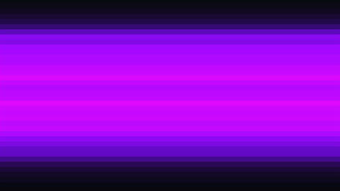 Horizontal lines background with flat effect, computer generated abstract Footage