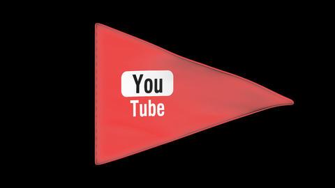 Youtube Icons Flag Animations Animation