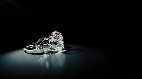 Diamond Jewelry Background Animation