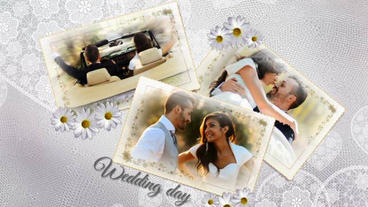 Wedding Day After Effects Project