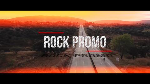 Rock Promo Premiere Pro Template
