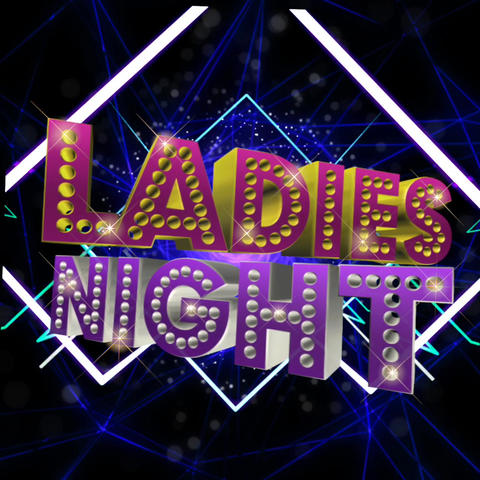ladies night background video graphic GIF
