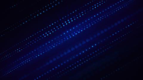 Oblique Dark Blue Animated Lines Background Animation