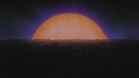 Retrowave Backgrounds
