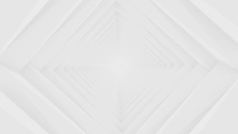 Corporate Subtle Silver Square Tunnel Animation