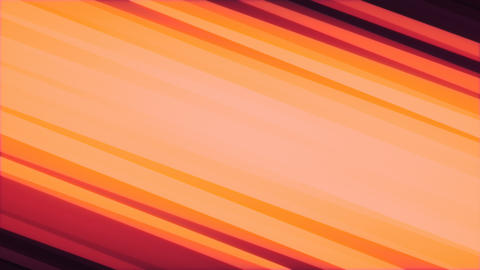 Oblique Orange Lines - Seamlessly Loopable Background Animation