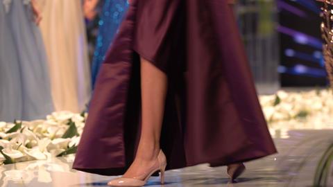 Fashion week models runway Live Action