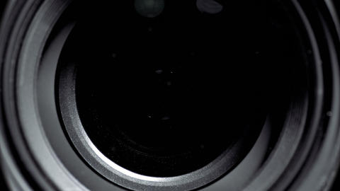 1080p Camera Lens Zoom Footage