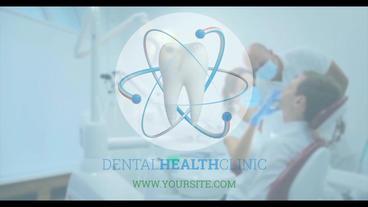 Dental-Medical-Opener stock footage