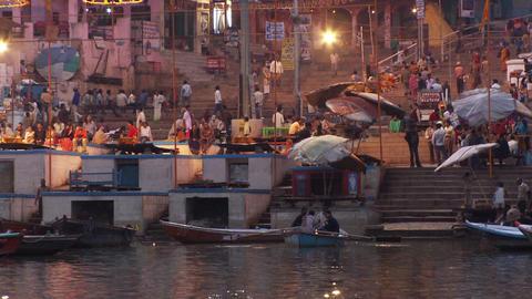 Phuja Ceremony Ghat Live Action