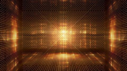 Golden Lights Backgrounds 1