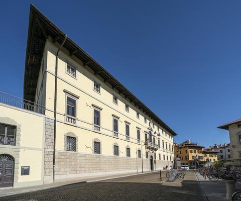 The University of Udine palace Photo