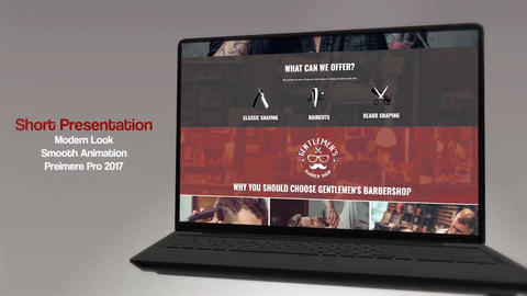 Website Presentation (PP)