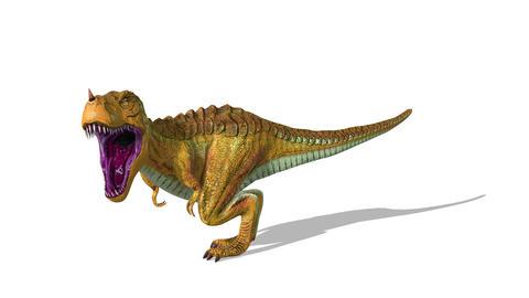 Dinosaur Tyrannosaurus Vol.02 0