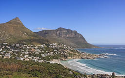 Cape Town, South Africa, Coastal Panorama