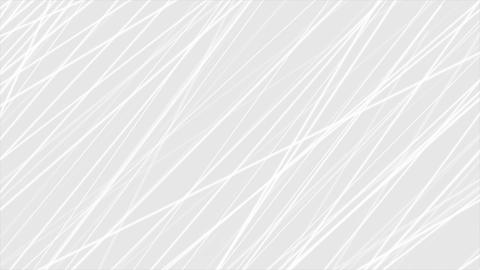 Abstract white grey lines modern video animation Animation