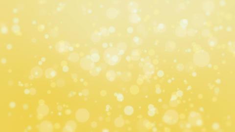 Yellow bokeh background Stock Video Footage