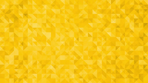 Neutral Yellow Background CG動画素材