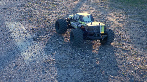 Radio Controlled car Live Action