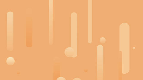 Abstract graphic motion design background.Modern brown background video Animation