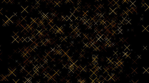 Abstract gold x sign design pattern background motion video.modern gold background motion Animation