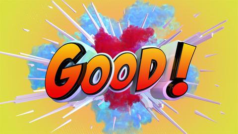 Boom Good Animation