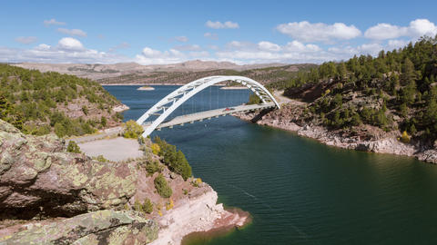 Flaming Gorge Timelapse Footage