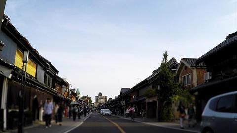 Small Edo /小江戸 stock footage