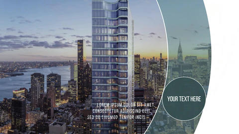 Commercial Real-Estate SlideShow After Effects Template