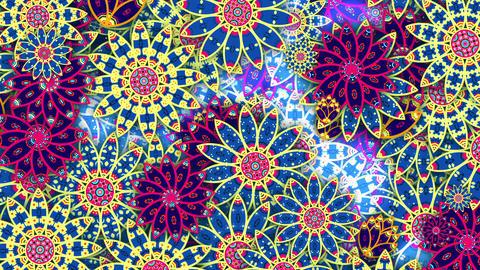 Decorative Floral Backgrounds 0