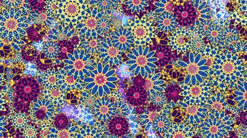 Decorative Floral Backgrounds 1