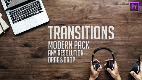 Modern Transitions Presets Premiere Pro Effect Preset