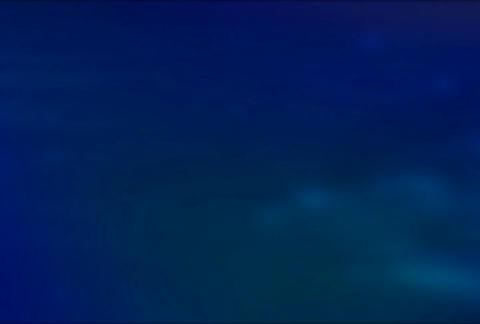 blue bubbles blur(L) Stock Video Footage