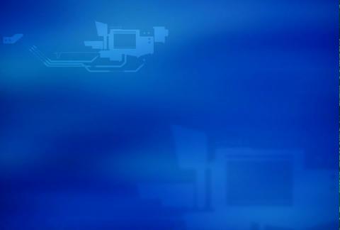 Tech Blue 3(L) Stock Video Footage