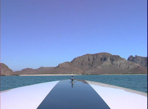 BoatingAtSea2 Stock Video Footage