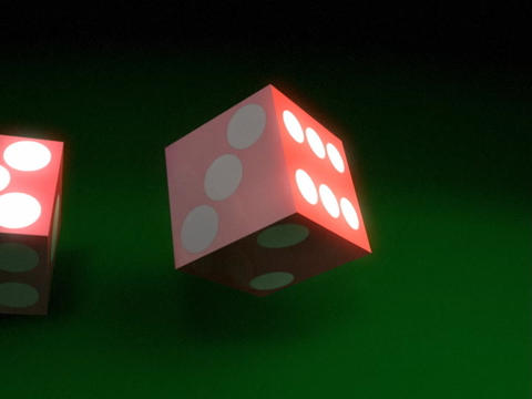Dice Roll 2 Animation