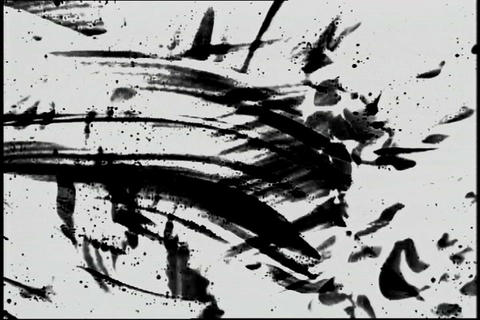 K1 BW paint 1 Animation