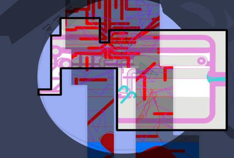 VJ Loops : Vector Mix5 Animation