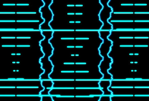 VJ Loops : Waveform 03 Animation