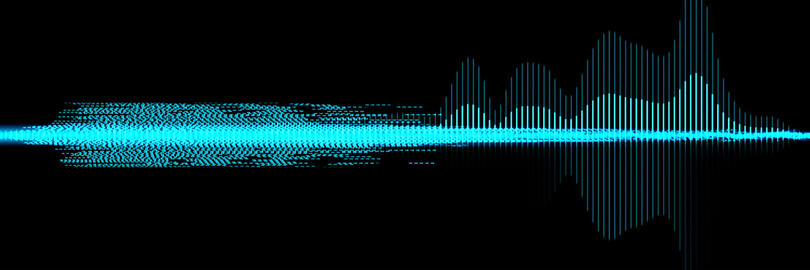VJ Loops : Waveform 22 Stock Video Footage
