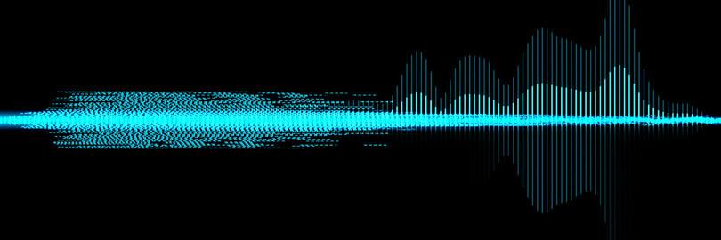 VJ Loops : Waveform 22 Stock Video Footage