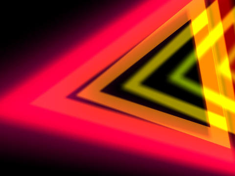 StrumTriangles Stock Video Footage