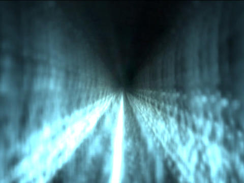 Time Tunnel Stock Video Footage