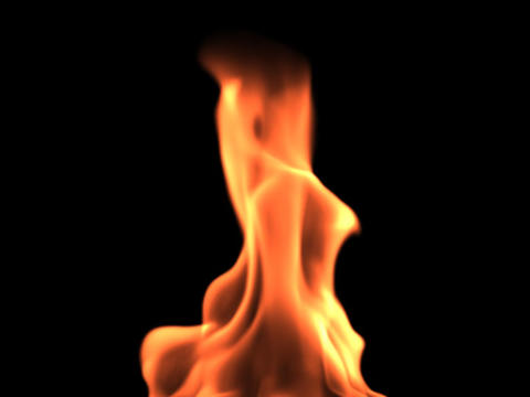 Fire Flame Stock Video Footage