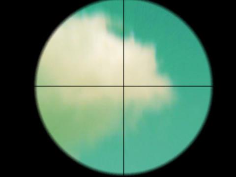 Terrorist Sniper Stock Video Footage
